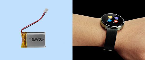 smartwatch battery